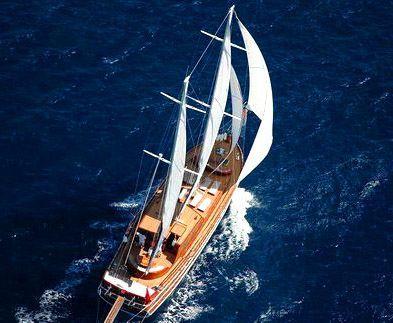 Crewed Yacht Charter Greece