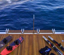 Luxury Crewed Sailing