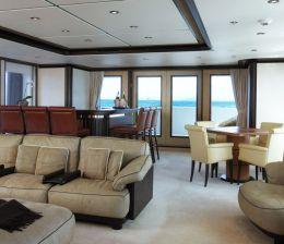 Crewed Charter yacht